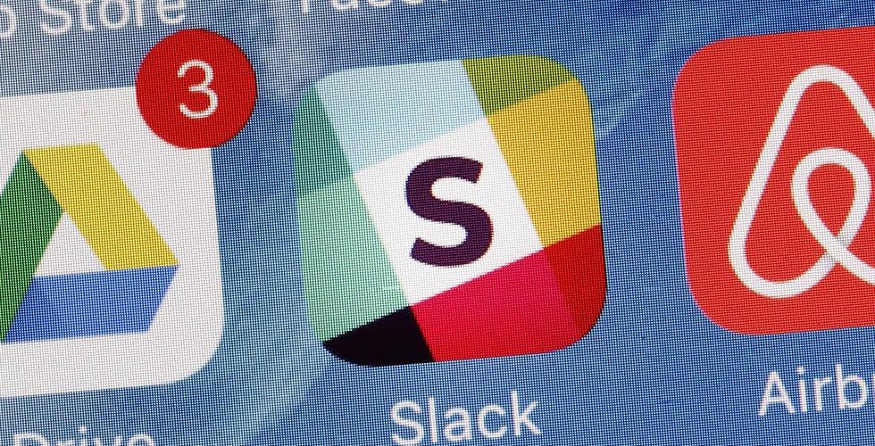 Slack slår rekord i användare under coronaoron