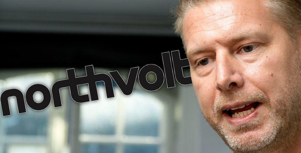 Peter Carlsson har Sveriges svåraste jobb – hur får han in 40 miljarder till Northvolt?