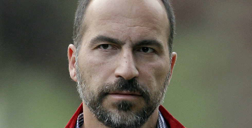 Breakit - Dara Khosrowshahi: Uber kan vara lönsamma om man vill det