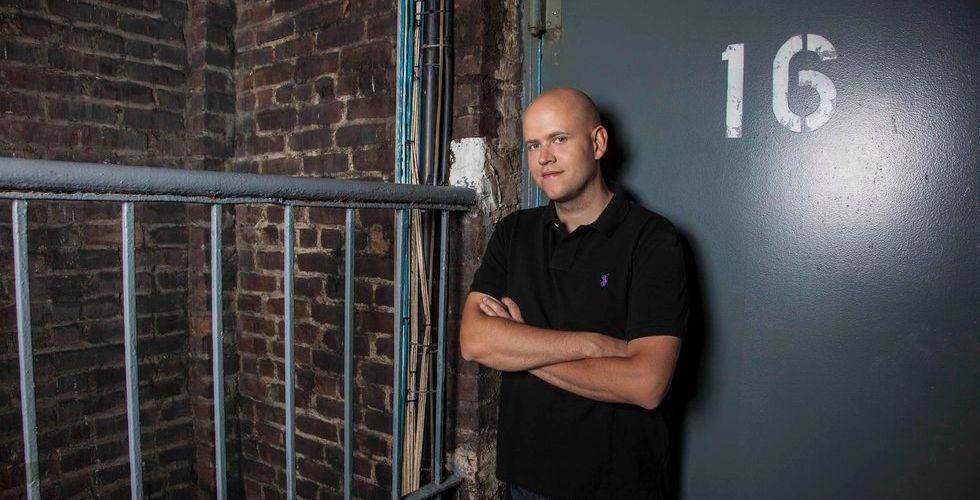 Ny kalldusch för Spotify - stäms på ytterligare 1,7 miljarder