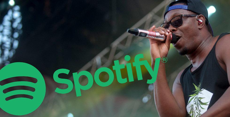 Breakit - Apple la ner sin musikfestival - nu kör Spotify igång istället