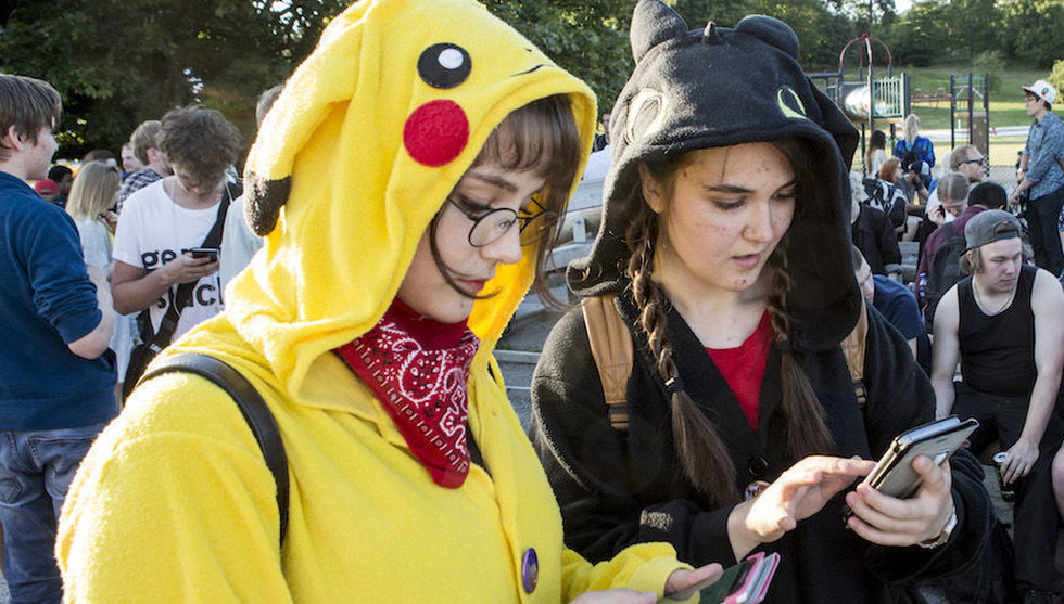 Ny rapport: Pokémon Go har dragit in 4 miljarder kronor