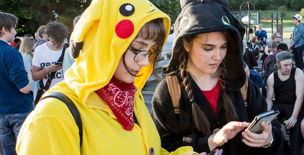 Breakit - Ny rapport: Pokémon Go har dragit in 4 miljarder kronor