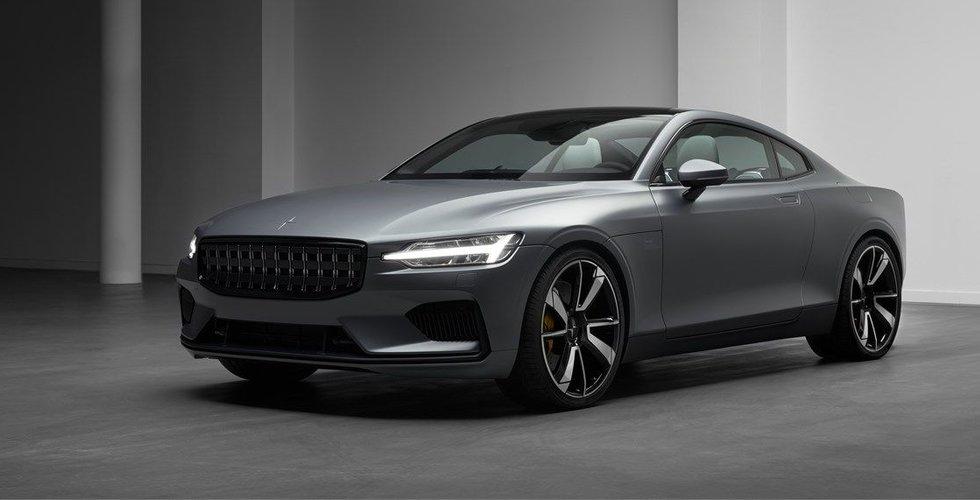 Volvo sätter priset på Tesla-utmanaren – dubbelt så dyr som Model S