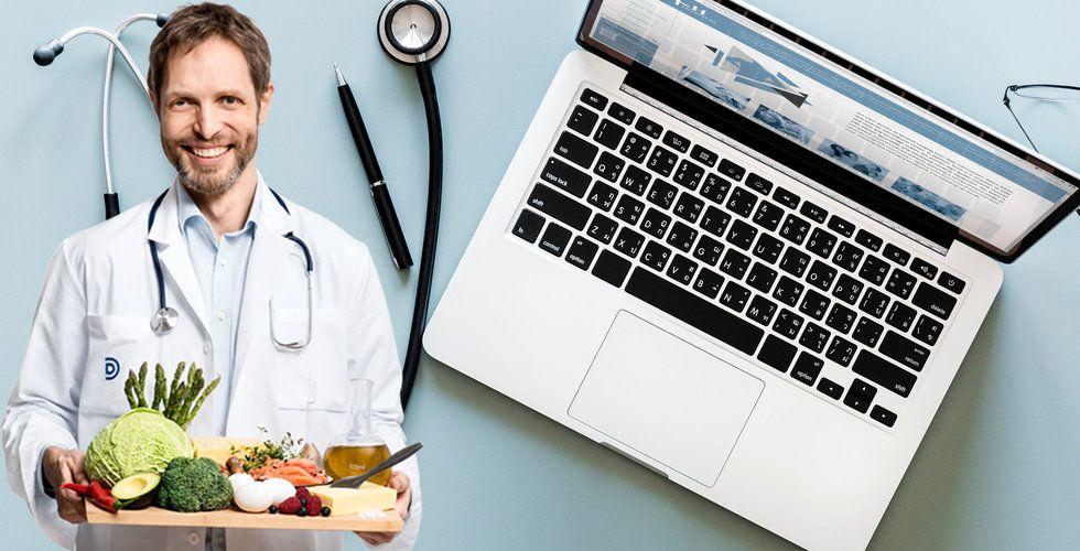 """Diet Doctor bygger ett imperium på LCHF: """"Är inget bantningsföretag"""""""