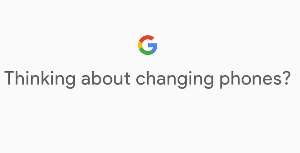 Breakit - Google visar upp sina nya Pixel-telefoner den 4 oktober