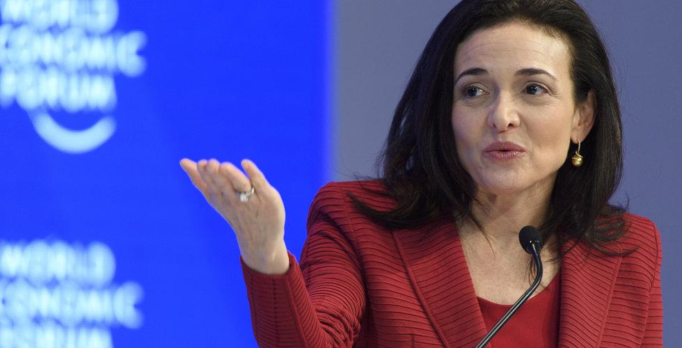 Sheryl Sandberg backas av Facebooks styrelse