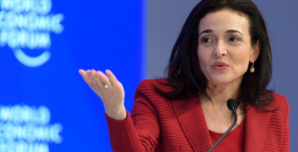 Breakit - Sheryl Sandberg backas av Facebooks styrelse