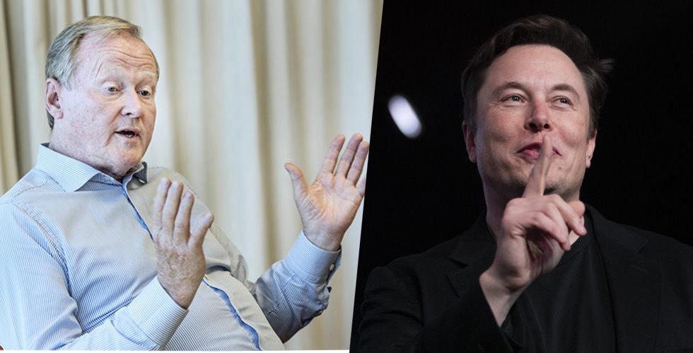 """Leif Östlings dom: """"Tesla finns inte på marknaden om 5-10 år"""""""
