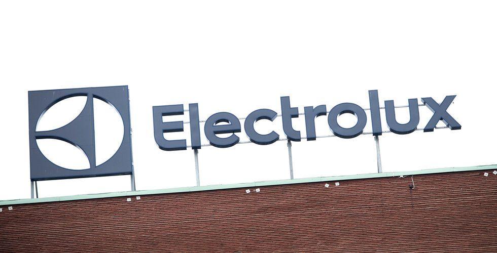 Electrolux pausar miljardinvestering i USA