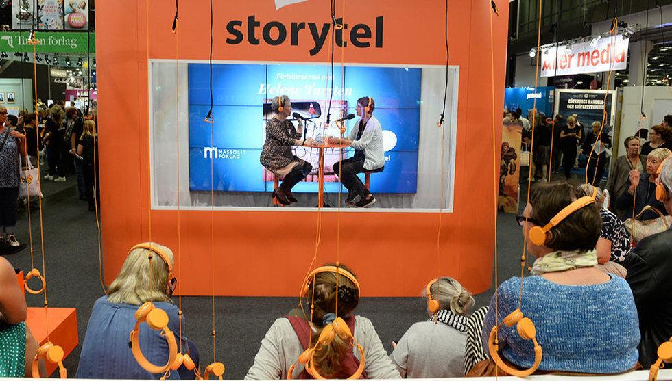 Breakit - Nya siffror: Storytel fortsätter att ragga nya användare