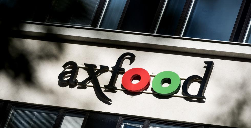 """Axfood ska minska platsen: """"Har satt ambitiösa men nödvändiga mål"""""""