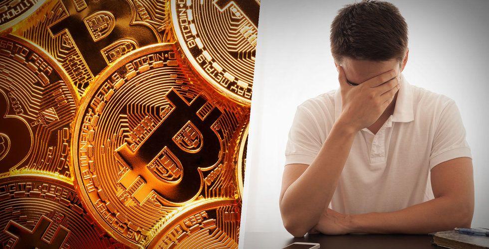 Stora rörelser i Bitcoin igen – under ny press