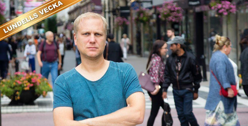 Breakit - Jag grillade Daniel Wellingtons grundare Filip Tysander – i enrum