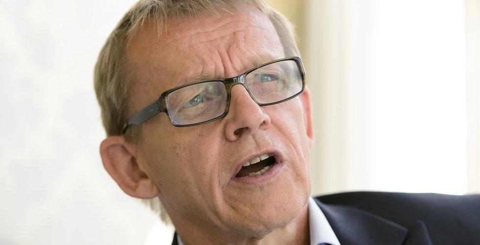 Breakit - Gapminder-grundaren Hans Rosling är död