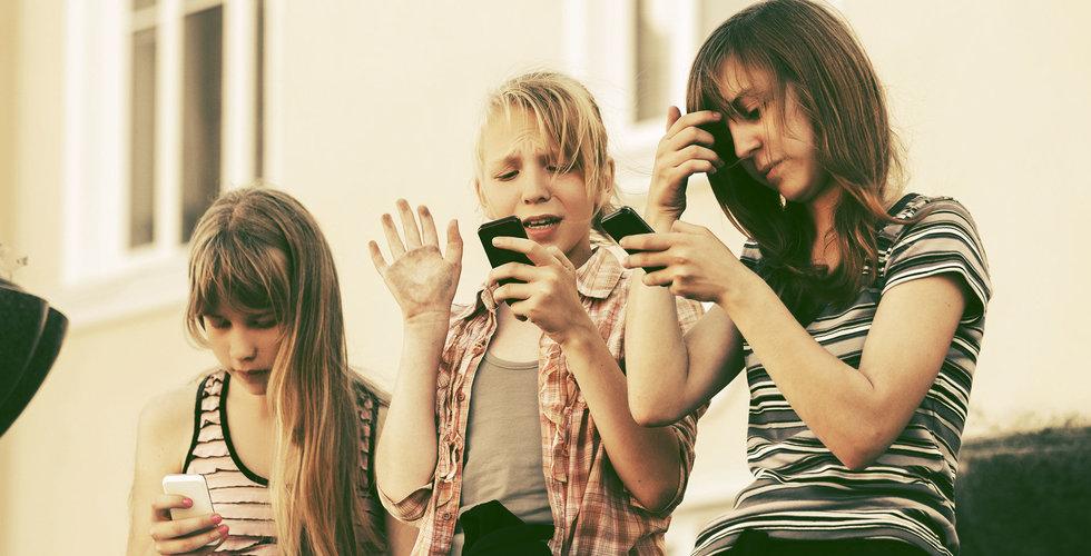 Barnombudsmannen i England uppmanar föräldrar att förbjuda barn att använda Snapchat