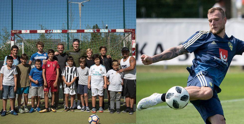 Guidettis favoritapp får kidsen att spela fotboll – tar in nya miljoner