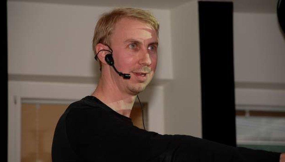"""Neo-grundaren Emil Eifrem: """"Vi är en miljon gånger bättre"""""""