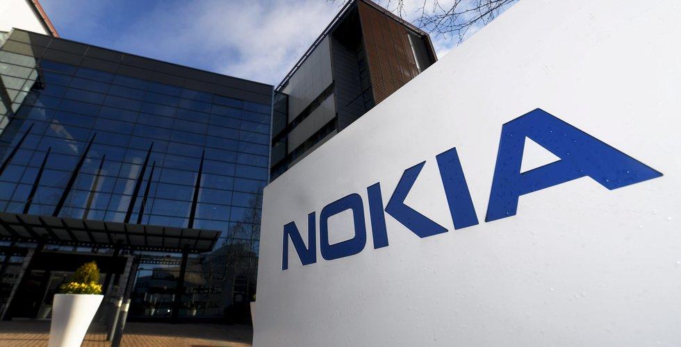 Nokia köper upp startupen Unium