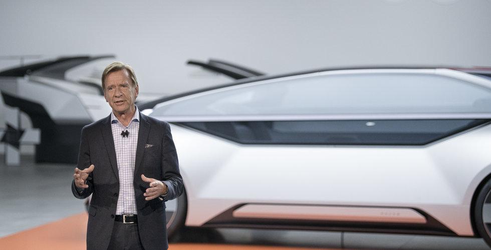 Volvo cars får nytt tillstånd – nu kan testförare släppa ratten helt
