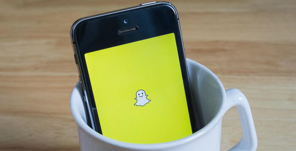 Secret-grundare blir ny teknikchef på Snapchat