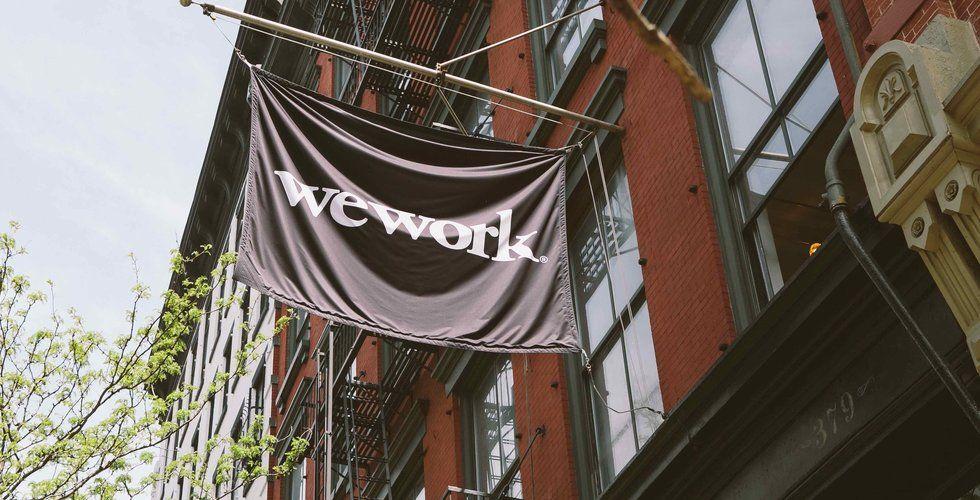 Breakit - Wework tar in 3 miljarder dollar från Softbank