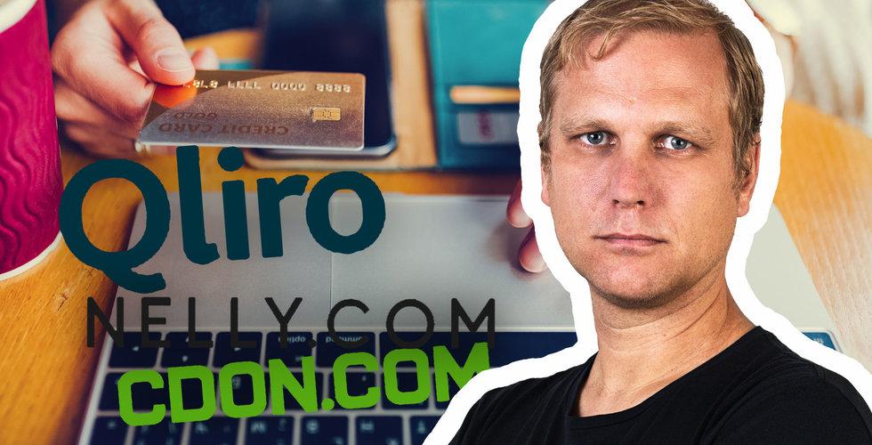 Här är miljardärens hemliga plan med Qliro – och därför ger Kinnevik upp