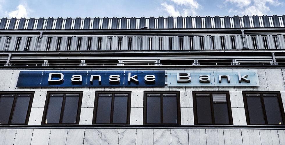 Razzia mot Danske Banks förre vd
