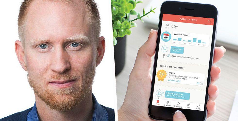 Menigas vd Georg Ludviksson klar för Breakits Future of credit