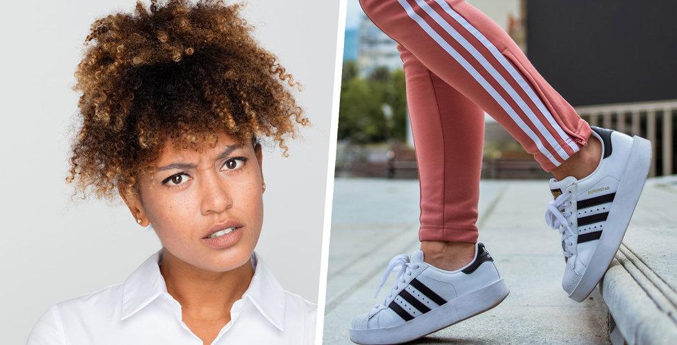Adidas åker på bakslag i EU – tappar rätten till de tre ränderna
