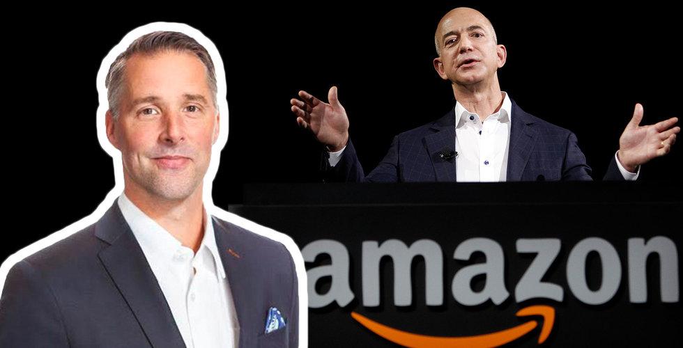 Breakit - Qliro-chefen: Amazon är inte ett hot – snarare en möjlighet