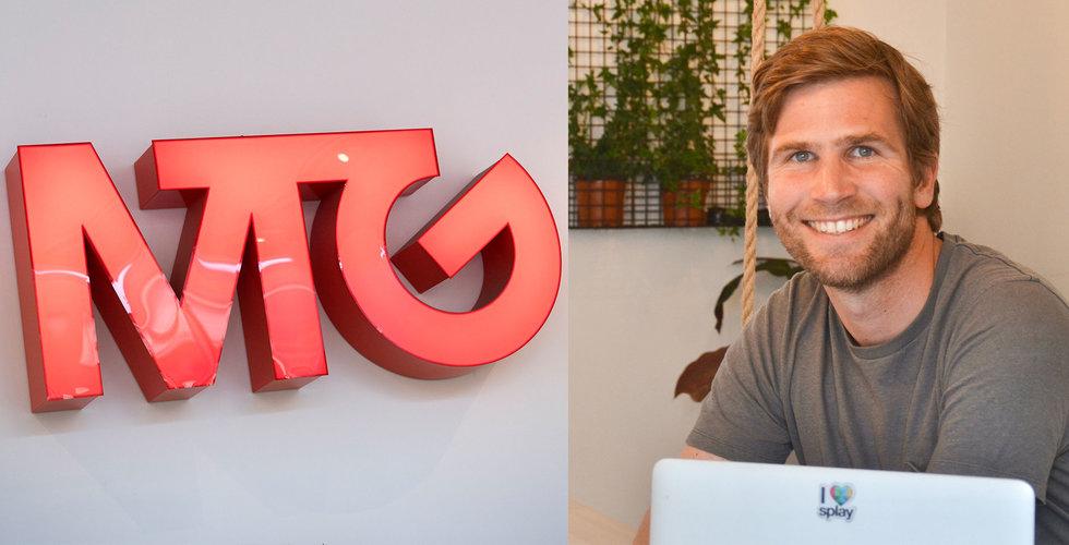"""Splay nobbas av nya startupfokuserade MTG – """"Finns en klar fördel"""""""