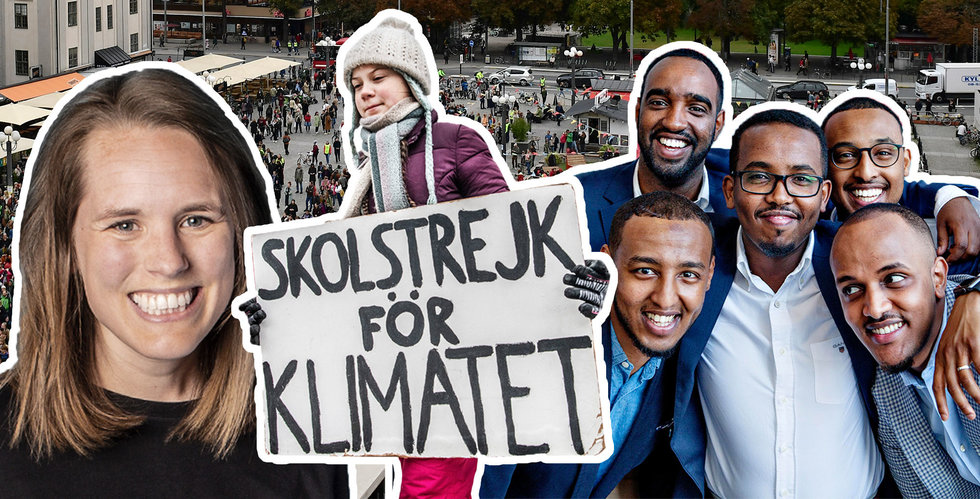 Klimatstrejk i Sverige idag –  så strejkar svenska techbolag