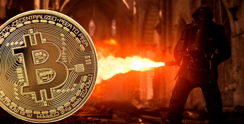 Spelplattformen Steam stekte precis bitcoin som betalmedel