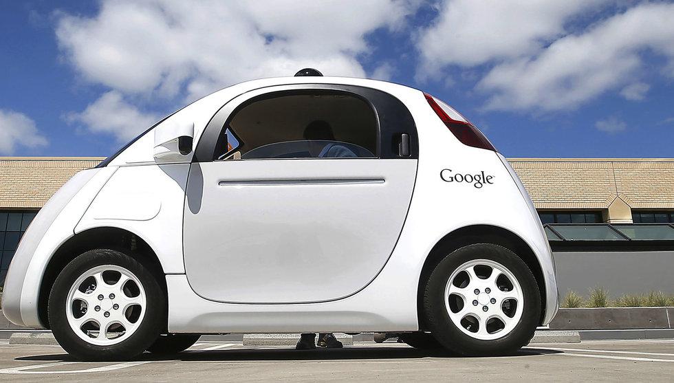 Breakit - Milstolpe för självkörande bilar – datorn i bilen kan ses som förare