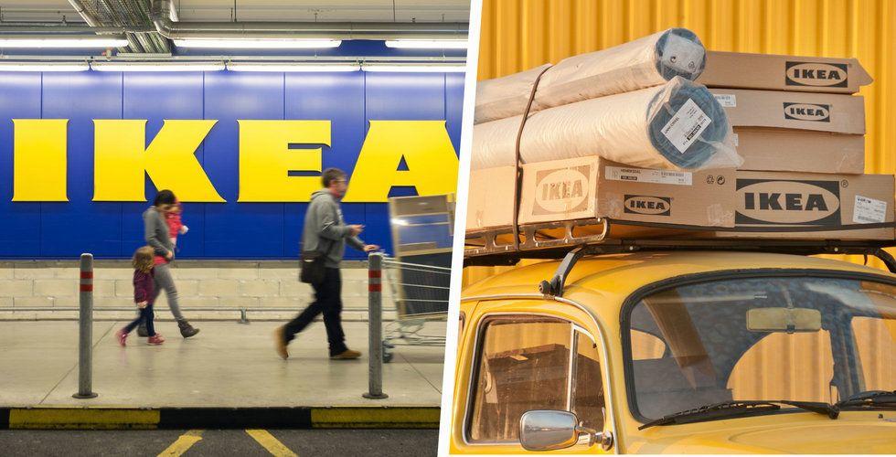 Breakit - Ikea drar igång e-handel i Indien