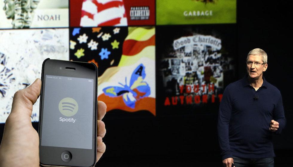 Breakit - Apple Music når 17 miljoner prenumeranter – tillväxten avtar