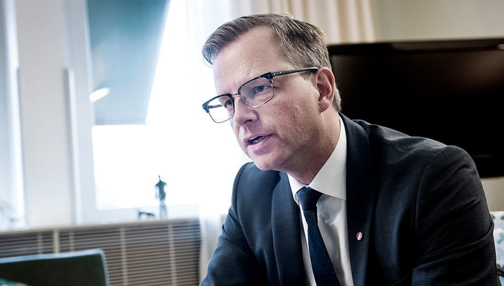 "Breakit - Mikael Damberg pekar ut hetaste techsektorn: ""Kommer explodera"""