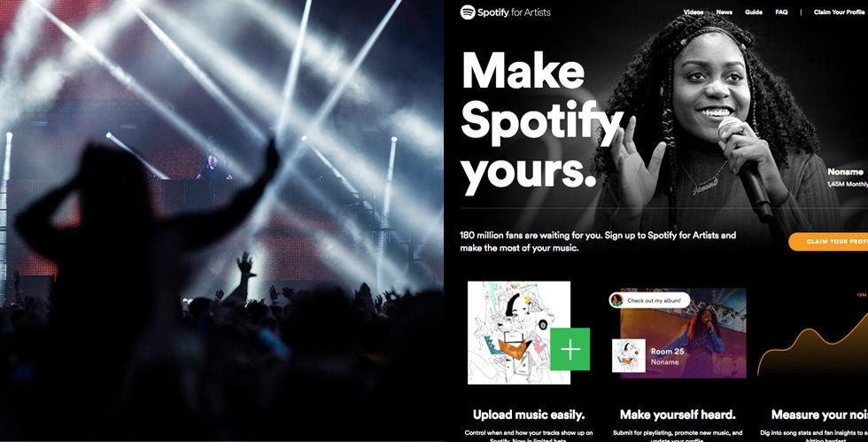 Ladda upp musik på Spotify utan skivbolag – så mycket kan du tjäna