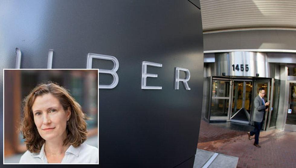 Breakit - Uber-utredningen drar ut på tiden - kommer att bli klar lagom till jul