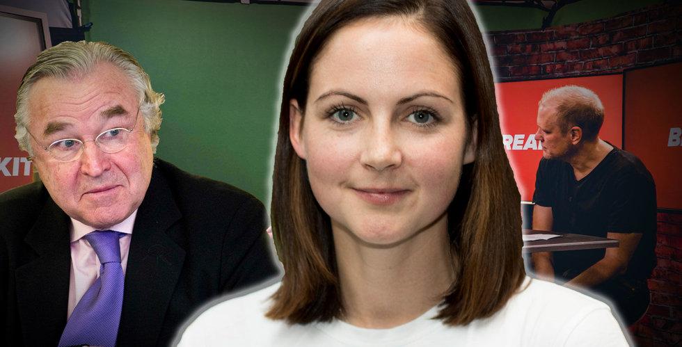 Så blev hon en stjärninvesterare i tech – fick tips från Sven Hagströmer