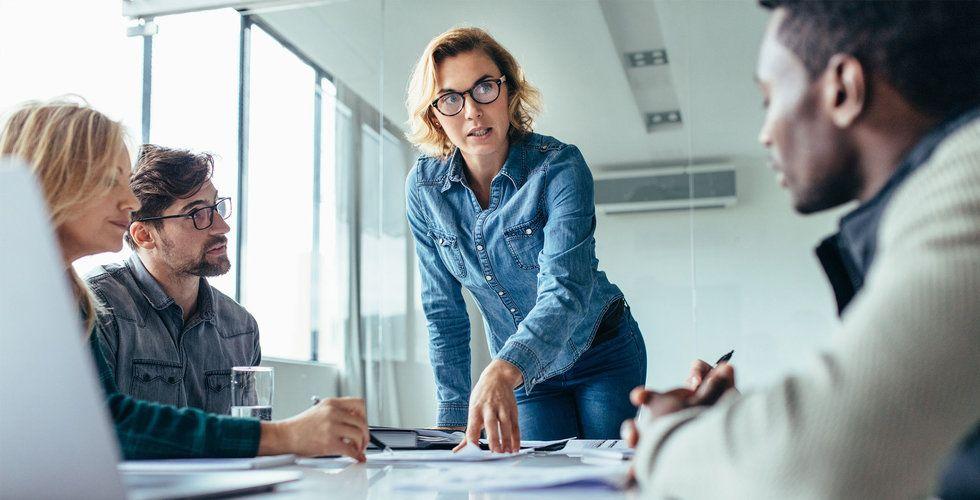 Undersökning: Vanligt med sexism när kvinnor söker kapital