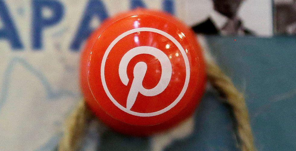 Kraftigt ras för Pinterest – efter rapporten