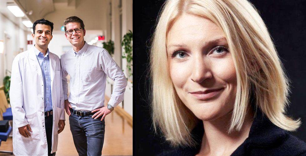 Breakit - Anna Dalgaard blir delägare i Add Health Media – ska investera i hälsostartups