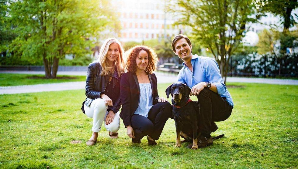 Nu sätter Dogbuddy tänderna i sin svenska konkurrent