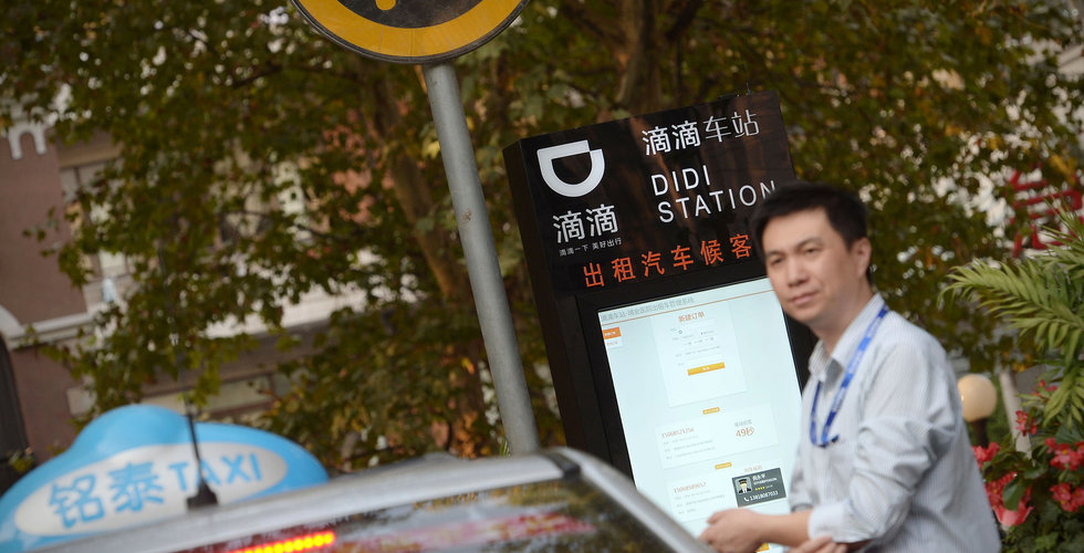 Didi Chuxing har investerat i Oyo
