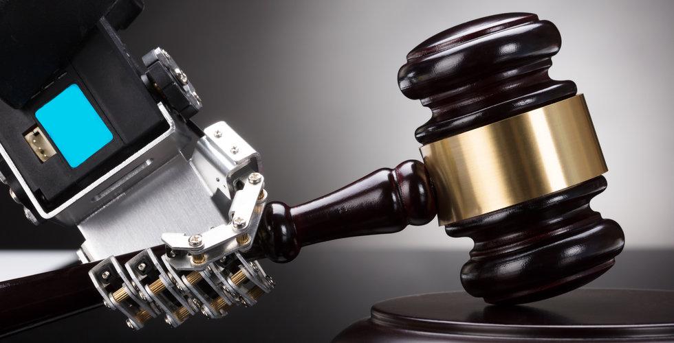 Breakit - Robotadvokat sopade banan med mänskliga jurister