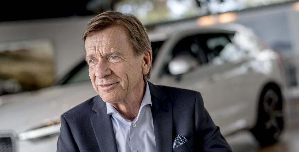 Håkan Samuelsson öppnar för notering av Polestar