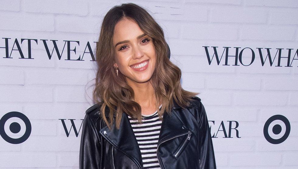 Jessica Alba siktar mot börsen - med sajt för miljövänliga blöjor