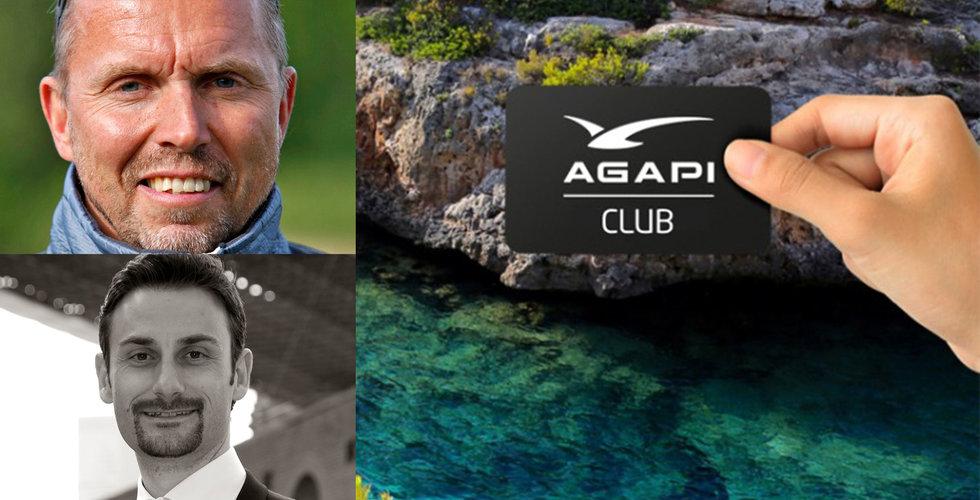 Breakit - Båtdelningstjänsten Agapi Club lättar ankar – tar in pengar från Truecaller-investerare